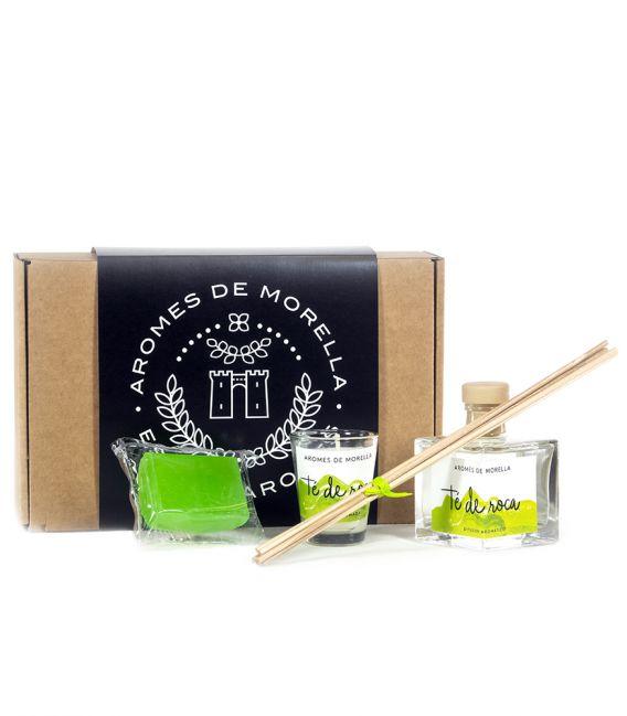 Pack regalo Té de Roca.