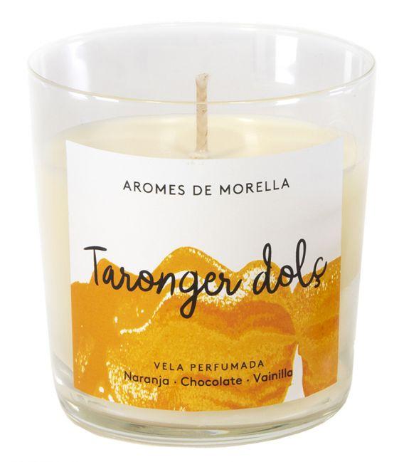 Vela Perfumada Taronger Dolç 200gr