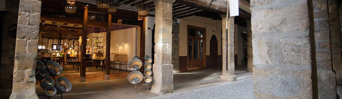 Aromes de Morella. Tienda de jabones artesanales y ambientación